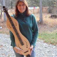 My new Sweet Woods dulcimer