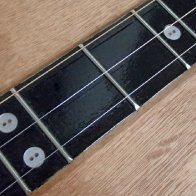 pearl button fret markers