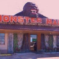 Monster Mart in Fouke, Arkansas