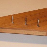 5-string Kantele - tuning pins