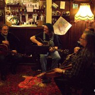 Table Hill and Friends at the Radio Springs Hotel