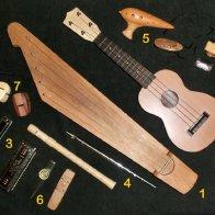 D-major instruments