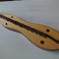 My new dulcimer