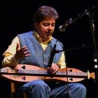 On Stage at the Ozark Folk Center