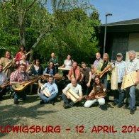 Mountain Dulcimer gathering Spring 2014 in Ludwigsburg