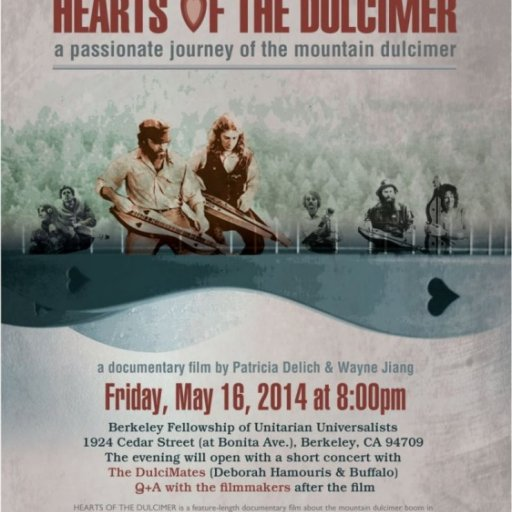 Hearts of the Dulcimer in Berkeley, CA!