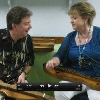 Larry & Elaine - Pickin' Porch 2014