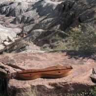 dulcimer on the Blue Mesa