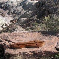 dulcimer on the Blue Mesa