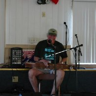 Phil on Open Stage in Key West