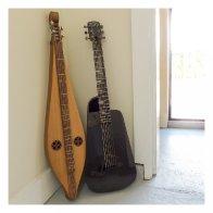 dulcimer et guitare
