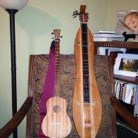 New Strummer-lele pics