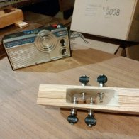 Grover Champion Banjo Friction Tuners