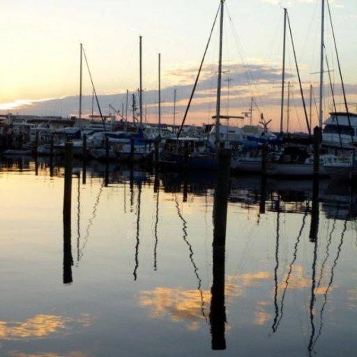 Marina Sunset