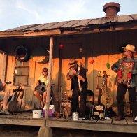 Shacksdale Porch Music
