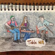Table Hill Drawing in Color