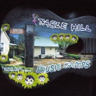 Table Hill Music Camp Guitar Sign #3