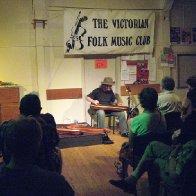 Adrian Kosky Performing in Ringwood