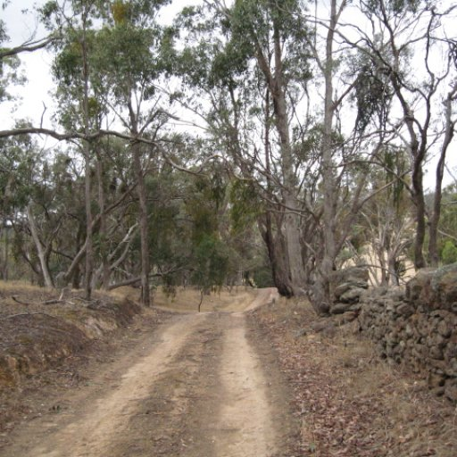 Australian Country Road