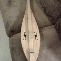 Folkcraft hickory teardrop
