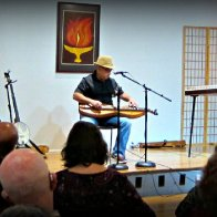 DT at Berkeley Dulcimer Gathering
