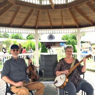Playing our local farmers market July 2017