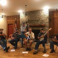 Sept 16 Kennedy Barn String Band Prickett's Fort