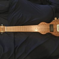 lap steel guitar  front  figured sheduah.jpg
