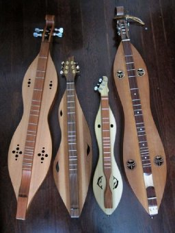Little Dulcimers