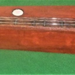 Fretted Zither Sample -- Amazing Grace