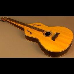 Loch Lomond, played on a Dulciborn