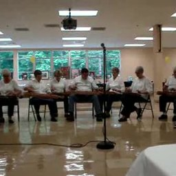 Rockingham County Senior Games performance