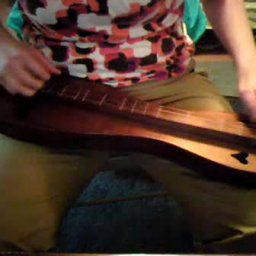 Gospel Ship Bird and Dulcimer Duet