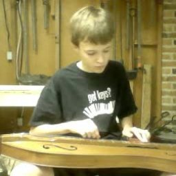 Playing in the workshop #2 (Come Thou Fount)