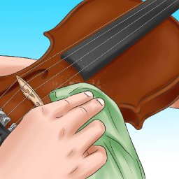 how-to-use-new-rosin-on-a-new-violin-bow